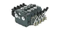 Rozdzielacze proporcjonalne PVG 100 Danfoss