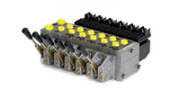 Rozdzielacze proporcjonalne PVG 32 Danfoss
